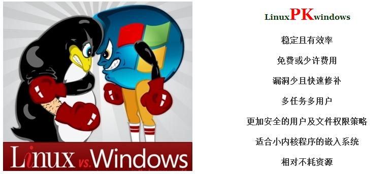 linuxPkwindows