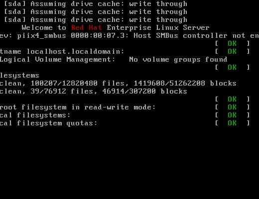 破解RHEL7系统Root密码,100%亲测可用! 技术笔记 第10张