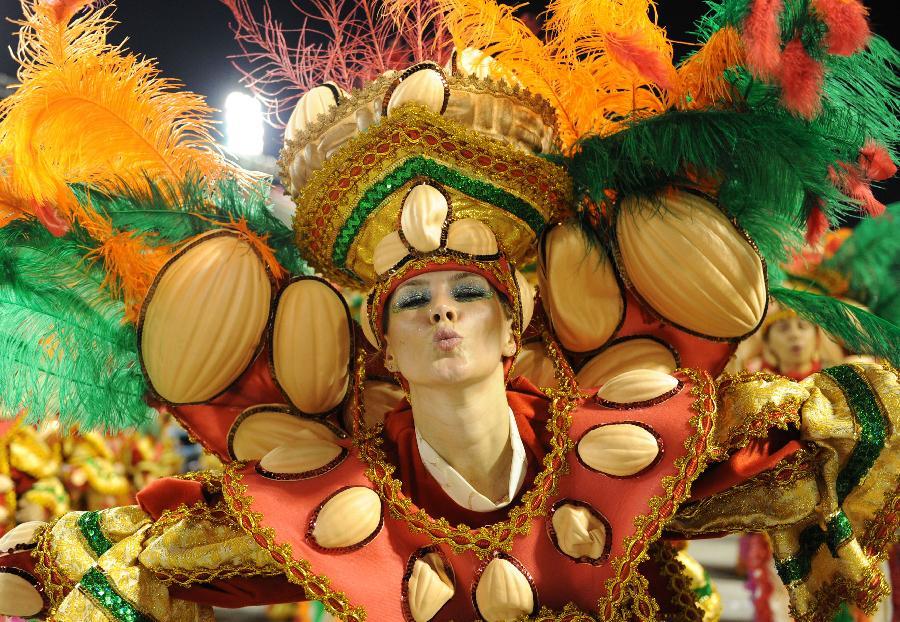 Samba舞蹈