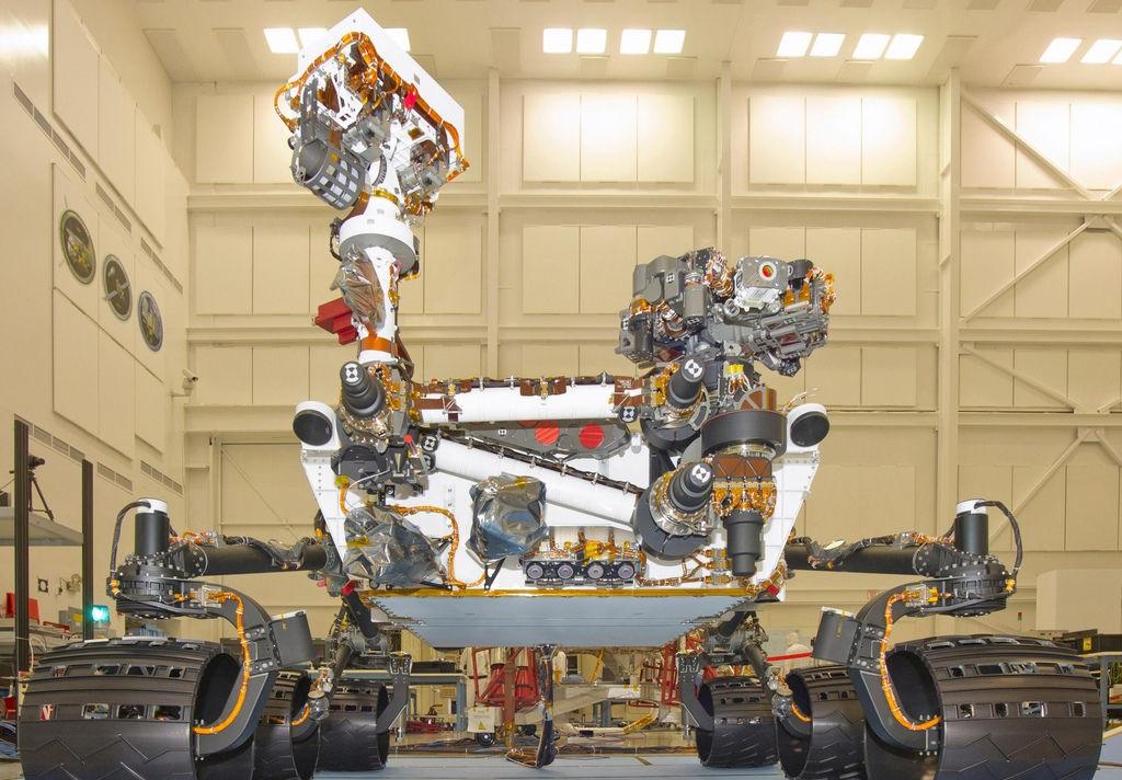 好奇号火星探测器