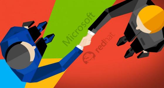 微软与红帽