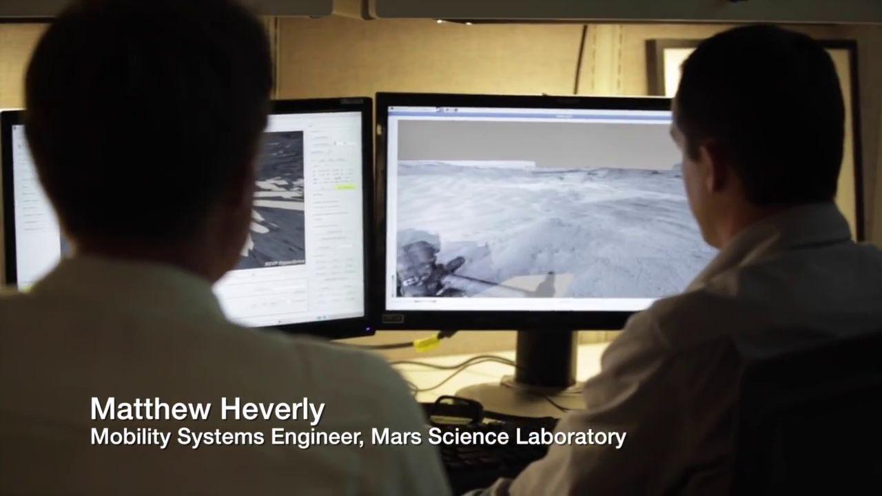 NASA工作图