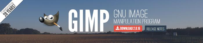 Linux系统中的PS软件—GIMP