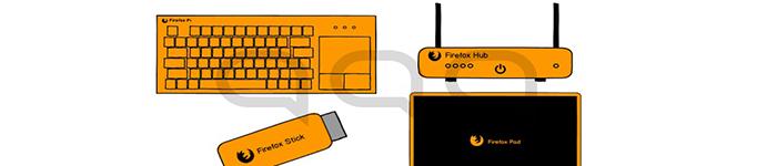 Firefox OS垂死挣扎:将用于其他设备