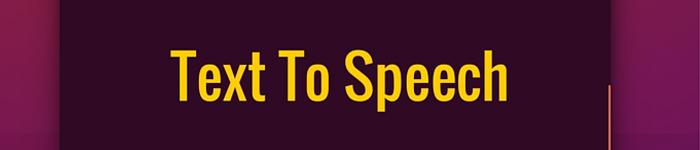 eSpeak: Linux文本转语音工具