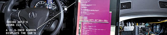 黑客使用Ubuntu构建自动驾车系统