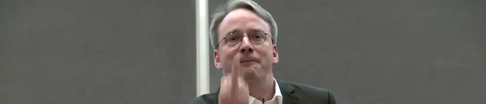 仁慈的独裁者:Linus怒斥Linux开发者