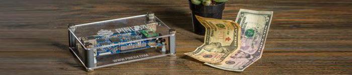 PINE64:十五美元的Linux单片机设备。