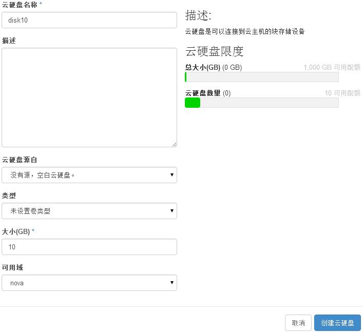 第22章 使用openstack部署云计算服务环境。第22章 使用openstack部署云计算服务环境。