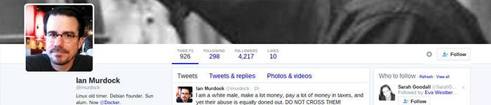 警方对Ian Murdock死亡案件的说法