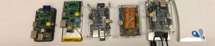 仅有手机大小的Linux服务器