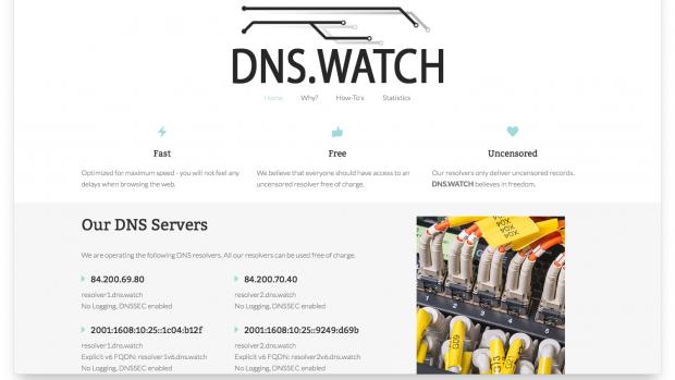 DNS.WATCH_