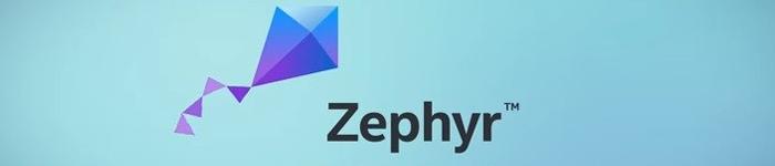 微内核Zephyr获众多厂家支持!