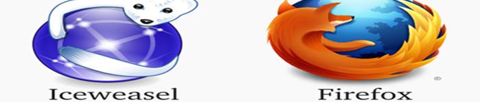 Debian 还是要用 Firefox