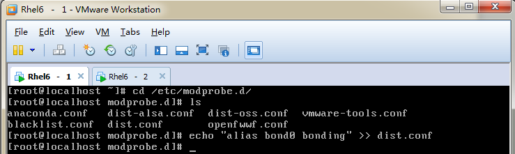 Linux系统多网卡绑定实战。Linux系统多网卡绑定实战。