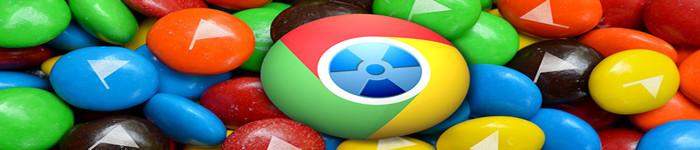 Chrome 85增加隐藏详细网址功能