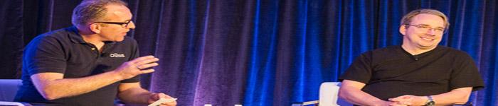 Linus Torvalds 谈及物联网、智能设备、安全连接等问题