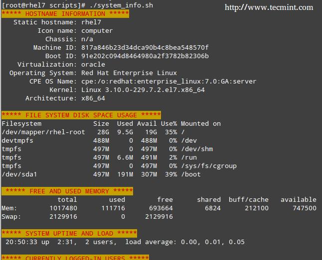 使用 Shell 脚本自动化 Linux 系统维护任务使用 Shell 脚本自动化 Linux 系统维护任务