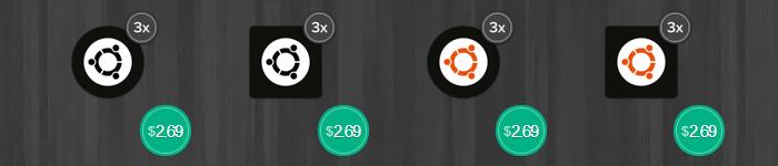 Ubuntu官方贴纸上线开卖