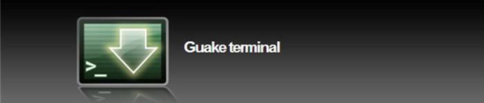 Gnome桌面的下拉式终端:Guake