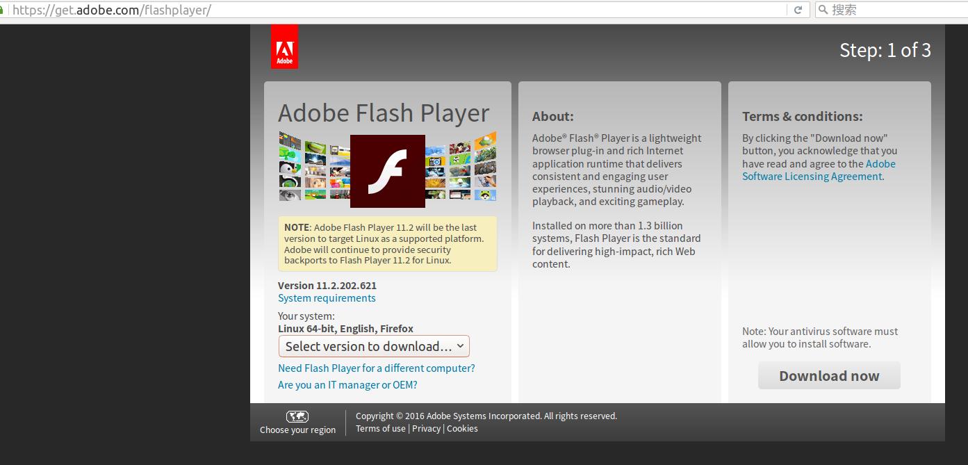 ubuntu firefox flash