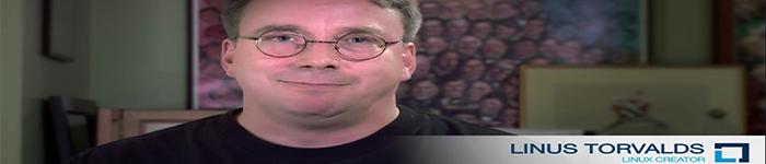 Linux之父:找份Linux工作是明智选择