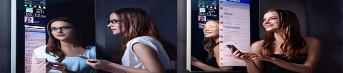 这款智能镜子能模拟各种光线下的化妆效果