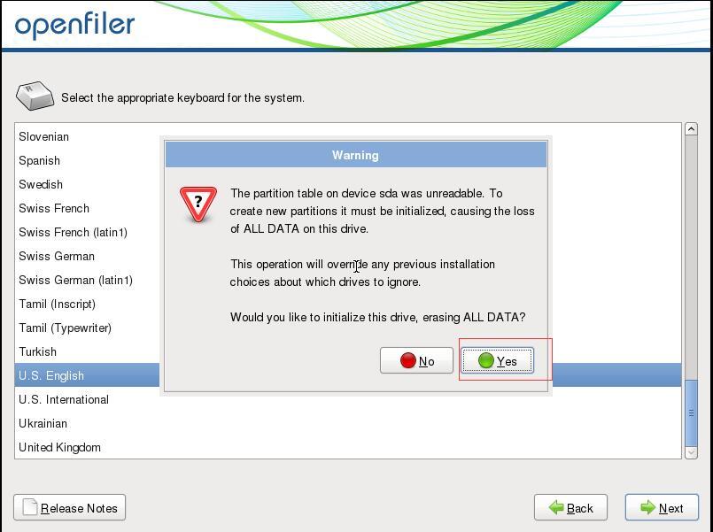 vmware-install-openfiler_11