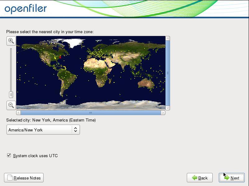vmware-install-openfiler_14