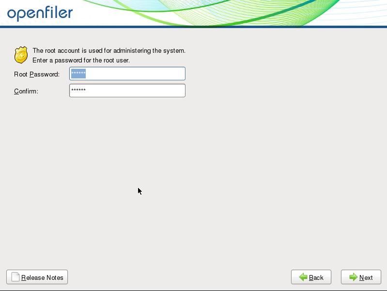 vmware-install-openfiler_15