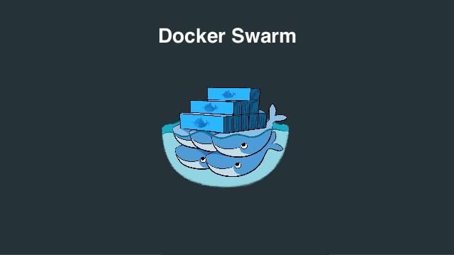 docker + swarm 集群