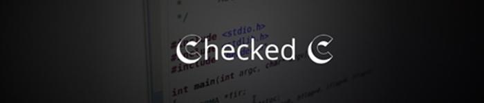 微软向开源又迈进了一大步:Checked C