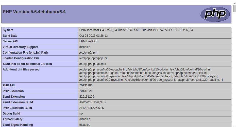 如何在 Ubuntu 15.04/CentOS 7 中安装 Lighttpd Web 服务器