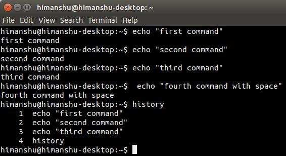 如何隐藏你的 Linux 的命令行历史如何隐藏你的 Linux 的命令行历史