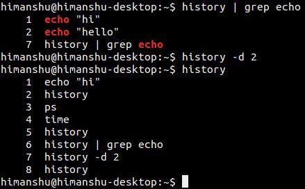 如何隐藏你的 Linux 的命令行历史