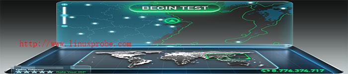 Linux下使用Speedtest测试网速