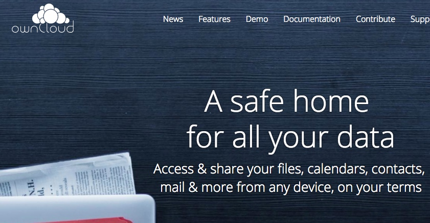 owncloud-safe-home
