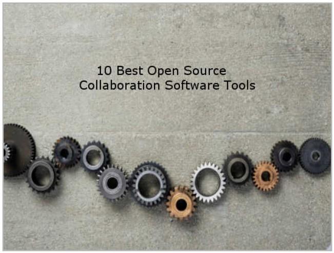 这10款最佳开源协作软件工具,你值得拥有
