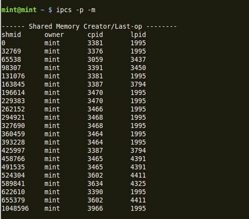 12个Linux进程管理命令介绍