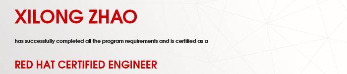 捷讯:赵锡龙8月16日广州顺利通过RHCE认证。