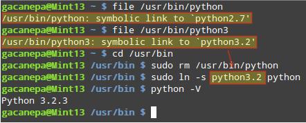 Linux 平台下 Python 脚本编程入门(一)