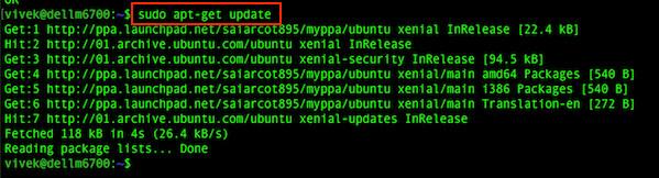 Ubuntu 16.04 使用 apt-fast 提高效率Ubuntu 16.04 使用 apt-fast 提高效率