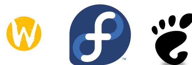 Fedora-wayland-gnome