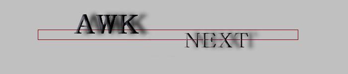 awk-next
