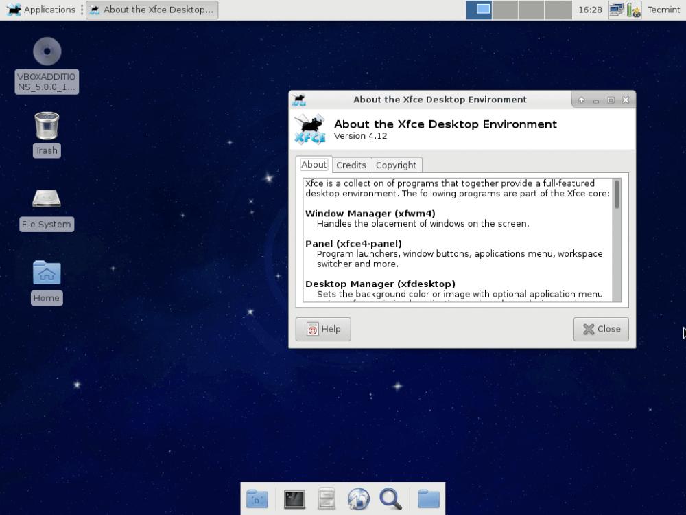 如何在 Ubuntu 16.04 和 Fedora 22-24 上安装最新的 XFCE 桌面?