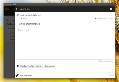Turtl:安全、开源的 Evernote 替代品