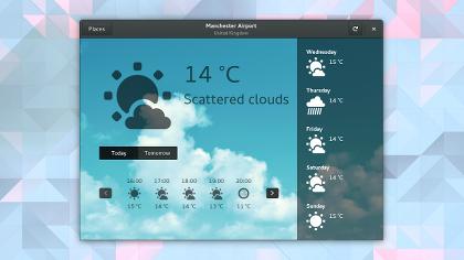开源新闻速递:GNOME 3.22 正式发布