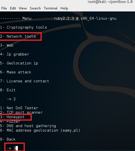 教你如何在Kali Linux 环境下设置蜜罐?教你如何在Kali Linux 环境下设置蜜罐?