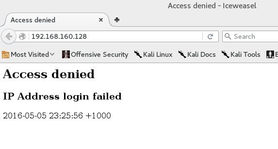 在 Kali Linux 环境下设置蜜罐