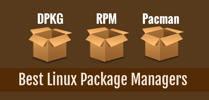 best-linux-package-managers